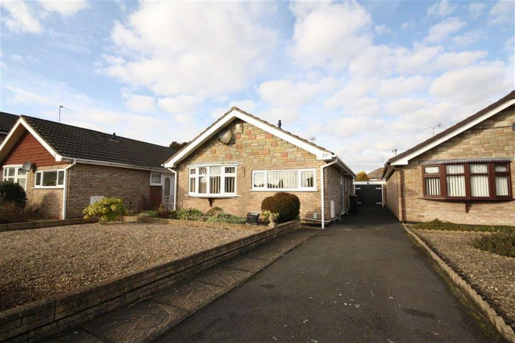 2 Bedrooms Detached Bungalow for sale in Norfolk Crescent, Stockingford, Nuneaton