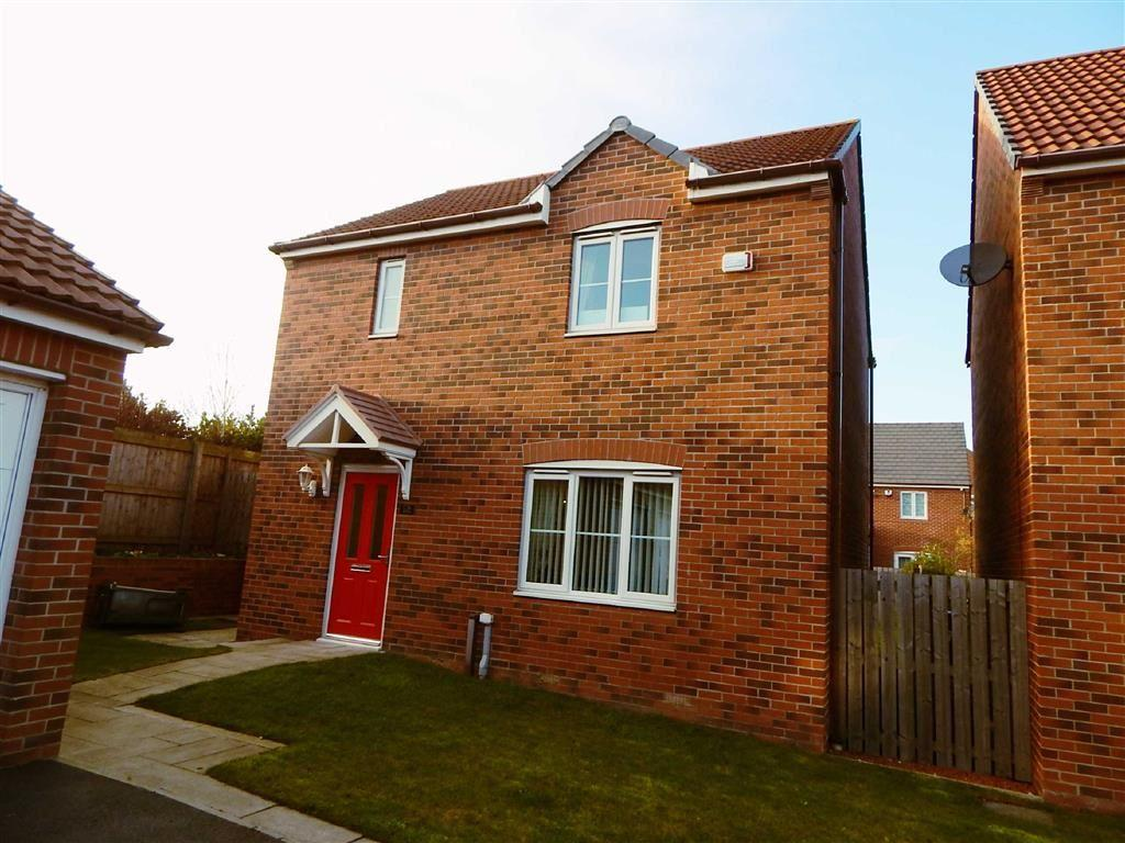 3 Bedrooms Detached House for sale in Bayfield, West Allotment, Newcastle Upon Tyne, NE27