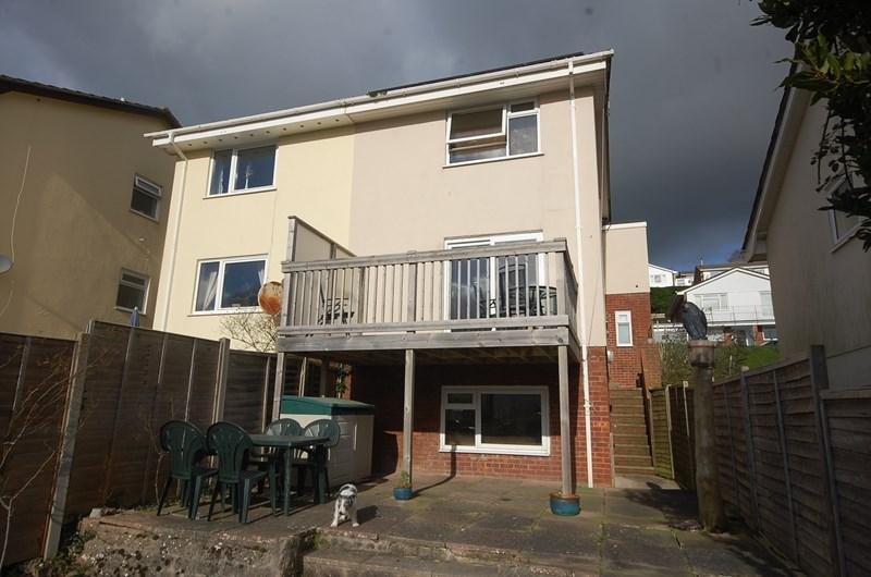 3 Bedrooms Semi Detached House for sale in Upper Longlands, Dawlish