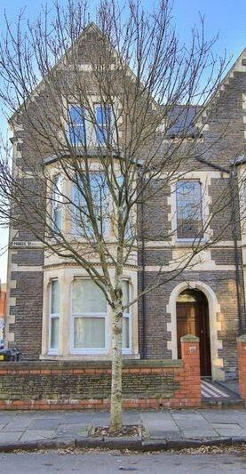 2 Bedrooms Apartment Flat for sale in Princes Mansions, Princes Street, Roath, Cardiff, CF24