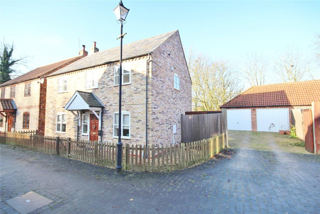 4 Bedrooms Detached House for sale in Woodland Drive, Nocton, LN4