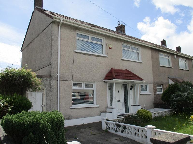 3 Bedrooms Semi Detached House for sale in Handel Avenue, Sandfields, Port Talbot, Neath Port Talbot.