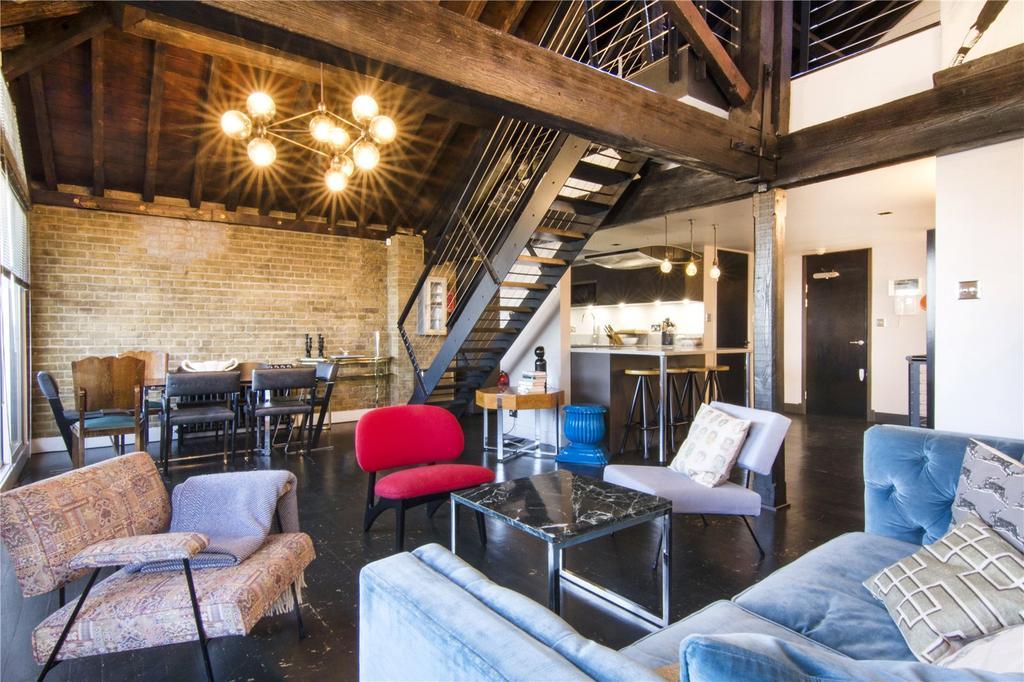 2 Bedrooms Flat for sale in City Lofts, 112-116 Tabernacle Street, London, EC2A