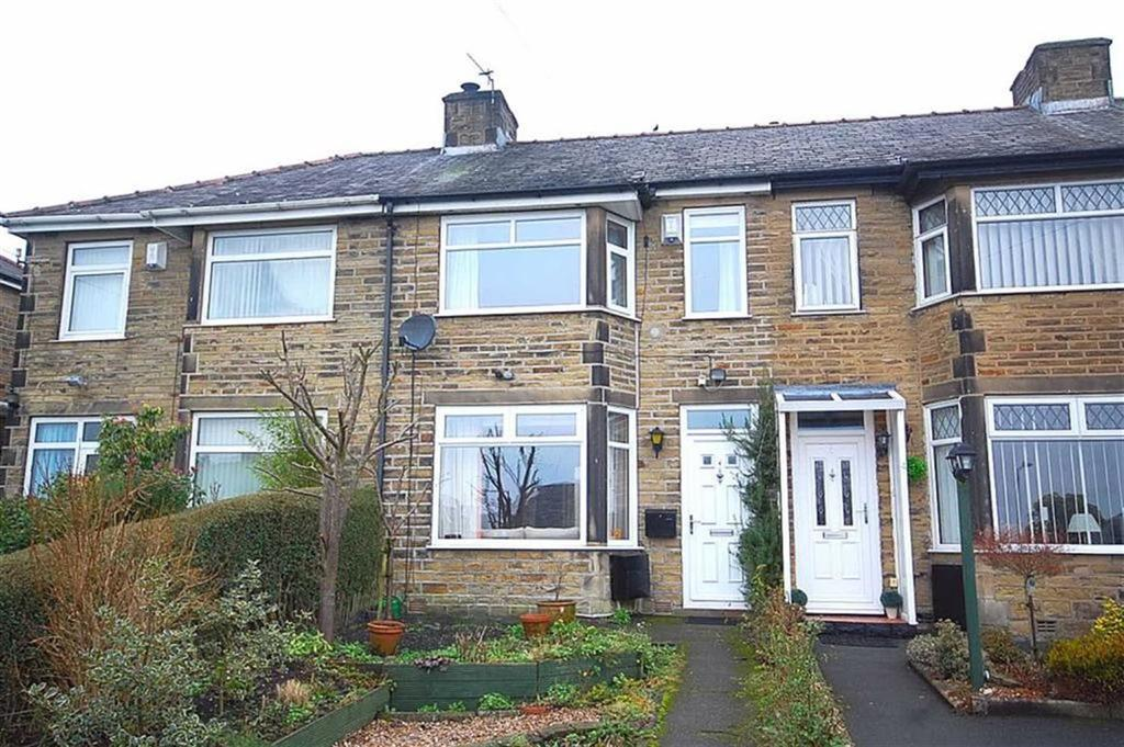 2 Bedrooms Terraced House for sale in Moor End Avenue, Pellon, Halifax, HX2
