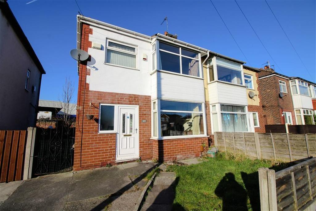 3 Bedrooms Semi Detached House for sale in Greg Street, South Reddish, Stockport
