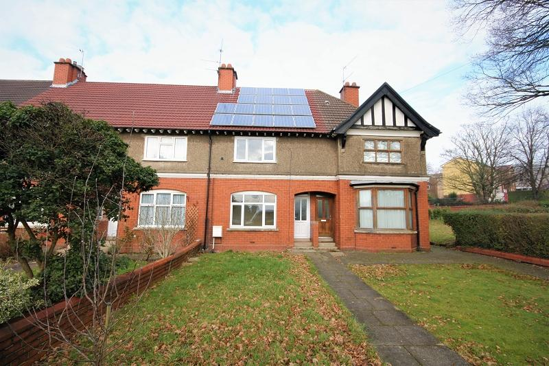 3 Bedrooms Terraced House for sale in Lodge Road, Caerleon, Newport, Newport. NP18 3RA