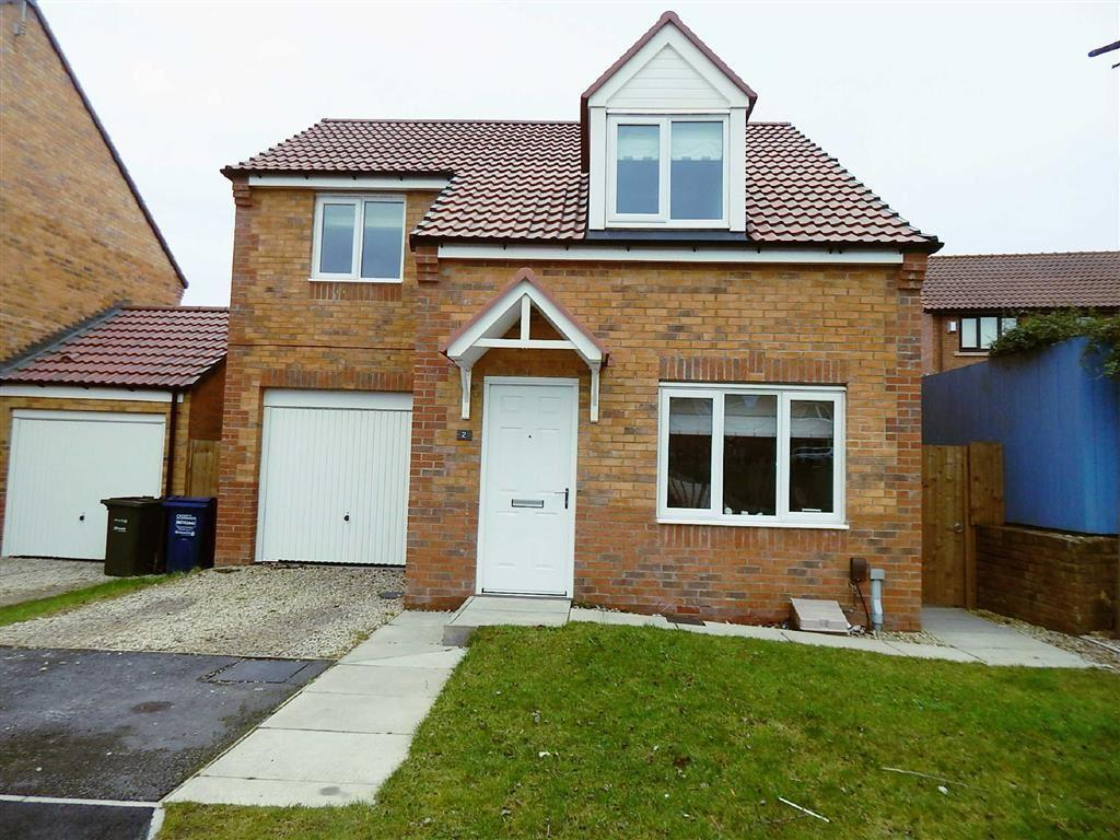 3 Bedrooms Detached House for sale in Hyperion Way, Walker, Newcastle Upon Tyhe, NE6