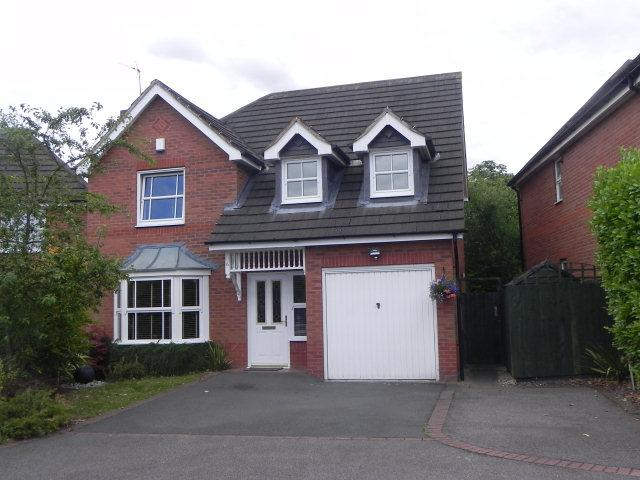 4 Bedrooms Detached House for sale in Yeomanry Close,Sutton Coldfield,West Midlands