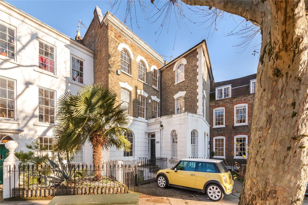 6 Bedrooms Terraced House for sale in Colebrooke Row, Islington, London