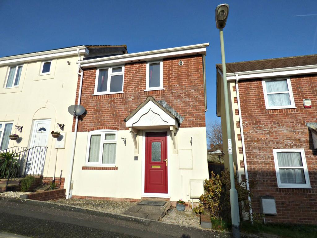 2 Bedrooms Semi Detached House for sale in Kings Coombe Drive, Kingsteignton, TQ12 3YU