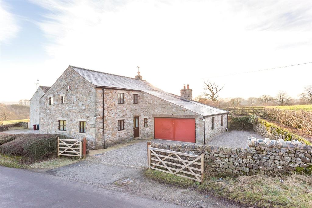 4 Bedrooms Detached House for sale in Paythorne, Clitheroe, Lancashire, BB7