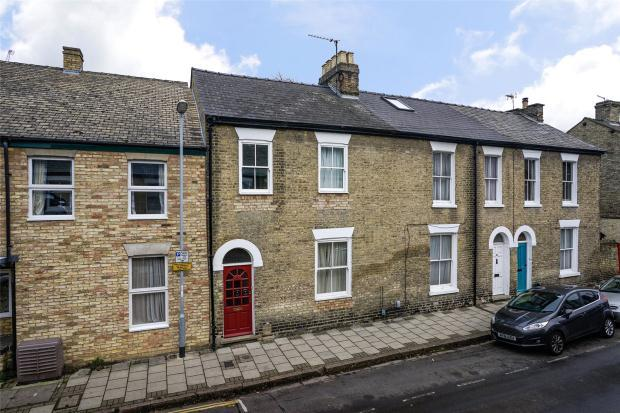 3 Bedrooms Terraced House for sale in Norwich Street, Cambridge