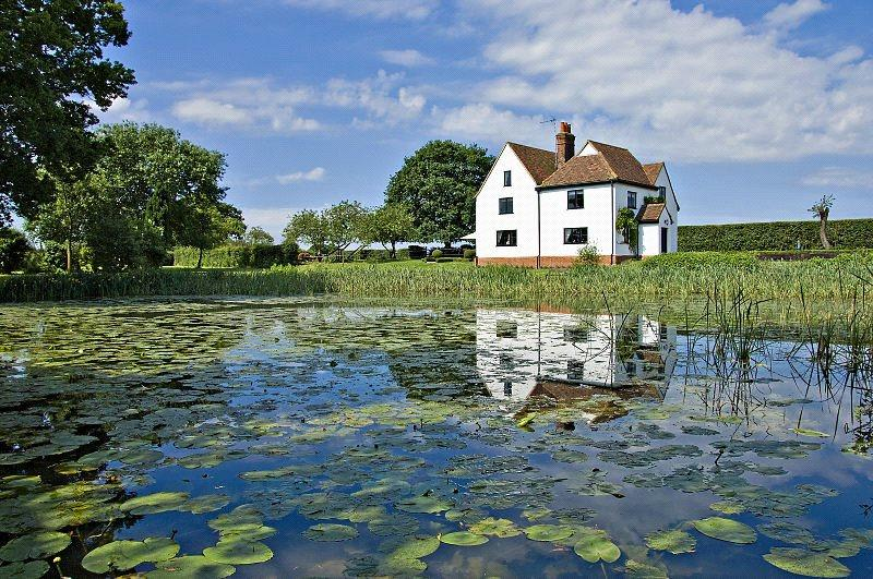 4 Bedrooms Detached House for sale in Ongar Park Hall, North Weald, Epping, Essex, CM16