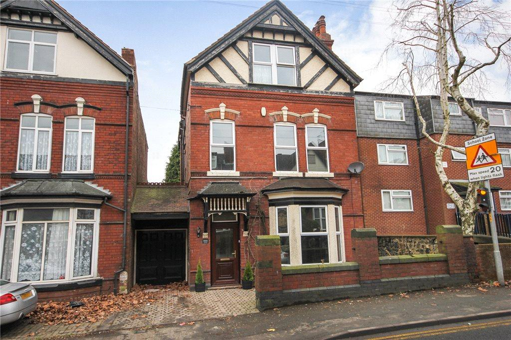 5 Bedrooms Link Detached House for sale in Grange Road, Dudley, West Midlands, DY1