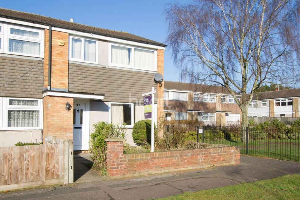 3 Bedrooms End Of Terrace House for sale in Sylam close