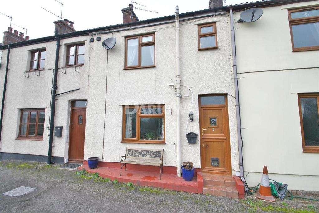 3 Bedrooms Terraced House for sale in Baltic Terrace, Ty Coch, Cwmbran