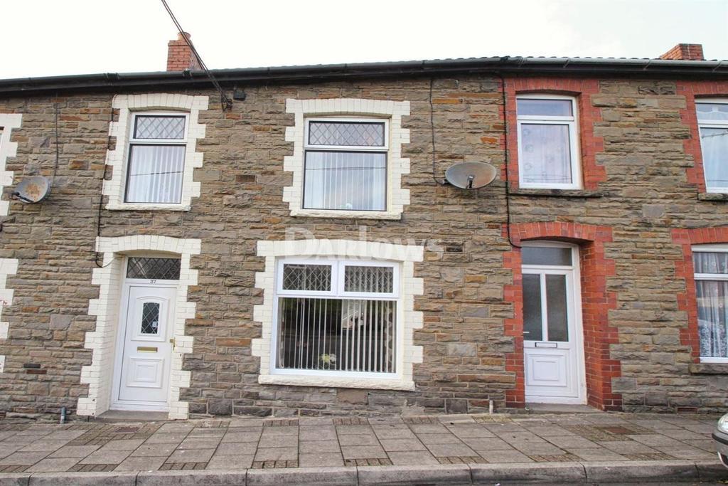 3 Bedrooms Terraced House for sale in Gellideg Street, Maesycwmmer