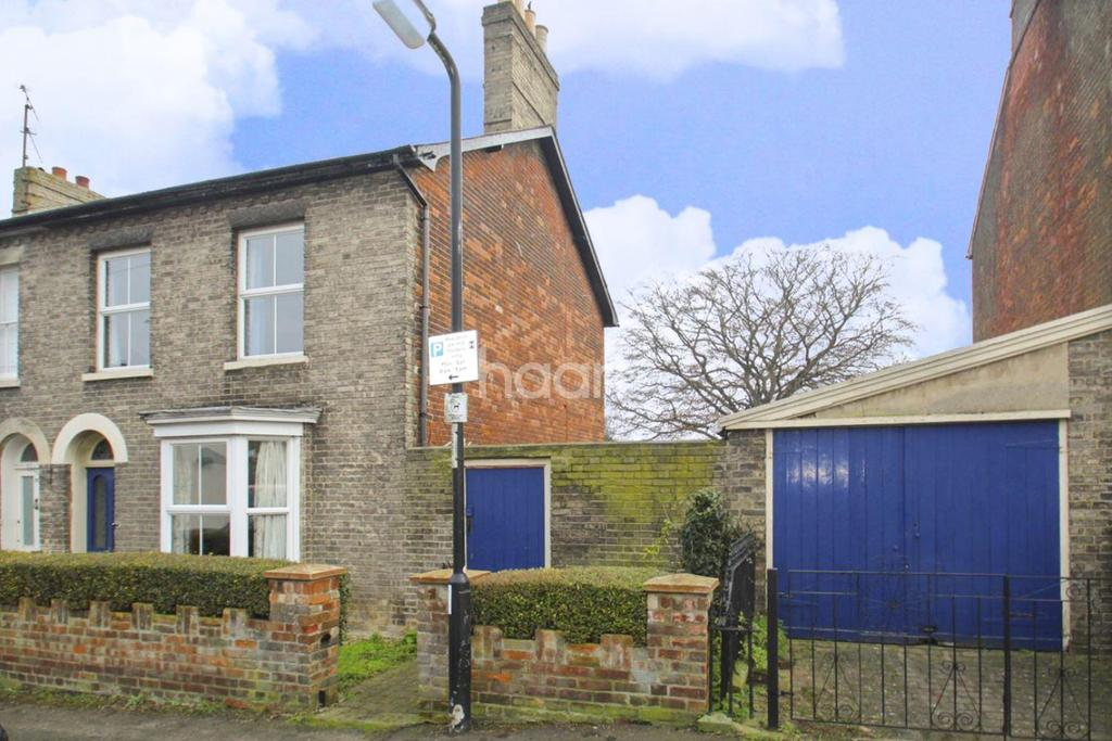 3 Bedrooms Semi Detached House for sale in Victoria Street, Bury St Edmunds