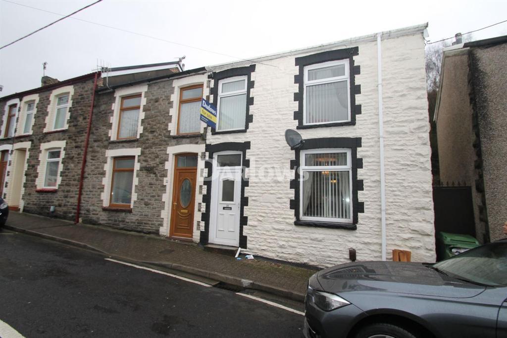 3 Bedrooms End Of Terrace House for sale in Jenkin Street, Hopkinstown
