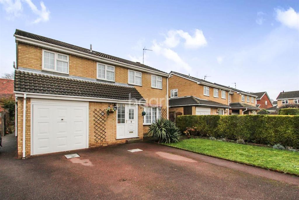 5 Bedrooms Detached House for sale in Ling Moor Close