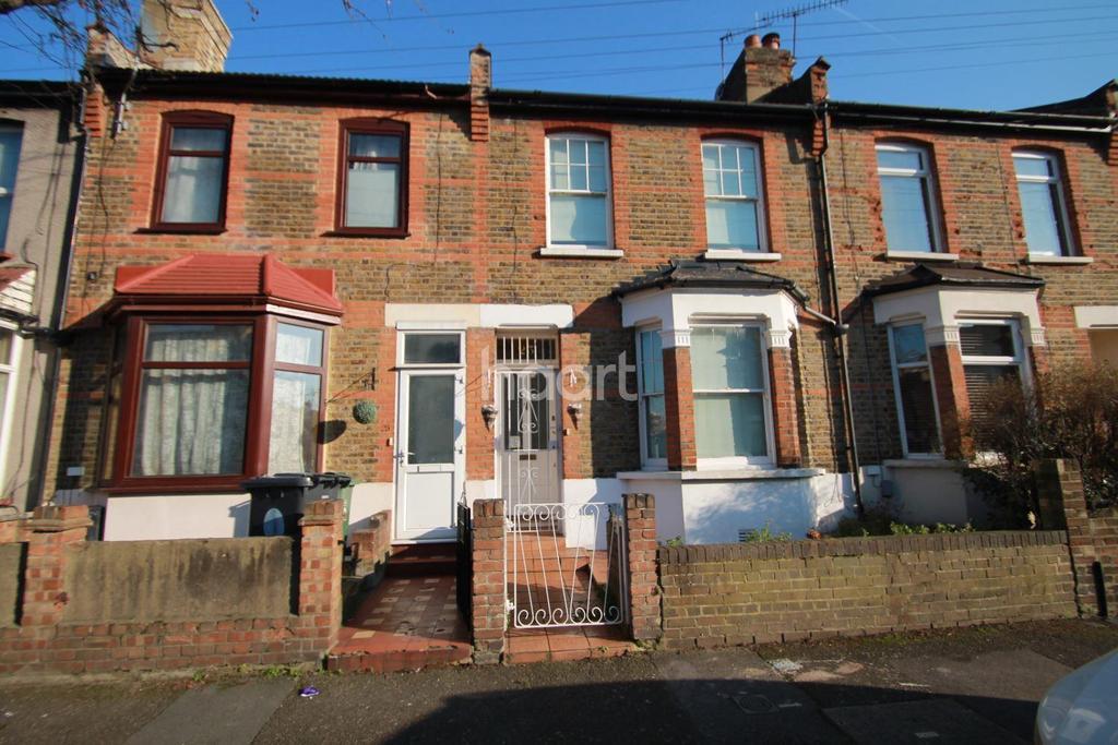 2 Bedrooms Terraced House for sale in Bunyan Road, Walthamstow