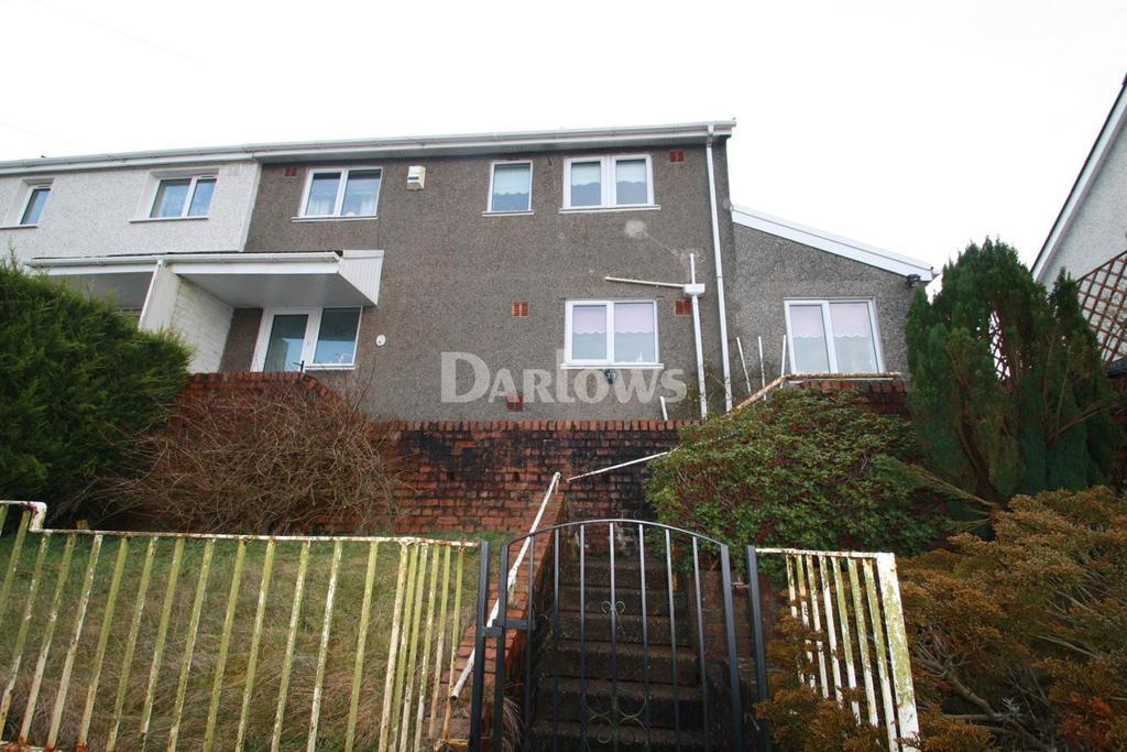 3 Bedrooms Semi Detached House for sale in Tredegar Avenue, Ebbw Vale, Blaenau Gwent