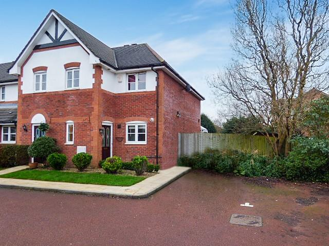 3 Bedrooms Town House for sale in Spires Gardens, Winwick, Warrington