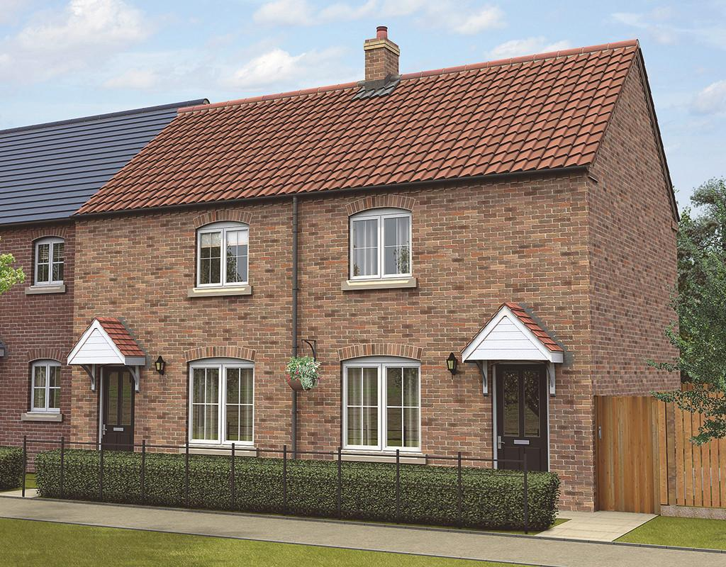 2 Bedrooms Town House for sale in Plot 148 The Tribeca, The Swale, Corringham Road