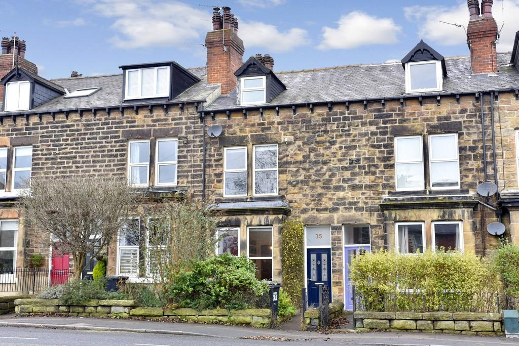 4 Bedrooms Terraced House for sale in Hookstone Road, Harrogate