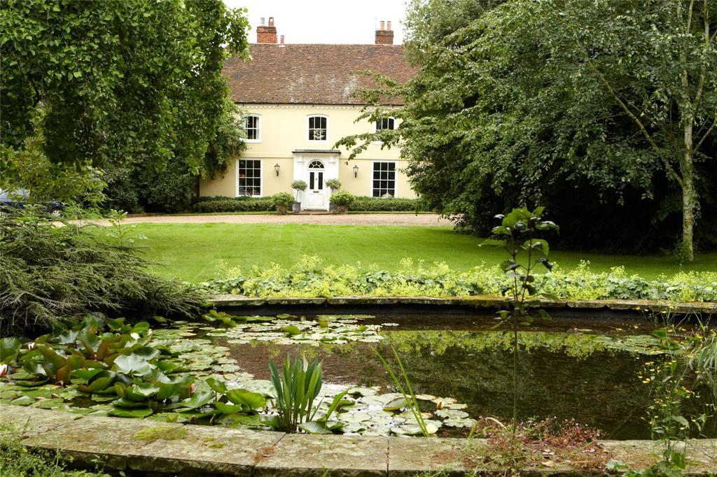 5 Bedrooms Detached House for sale in Aldon Lane, Offham, West Malling, Kent