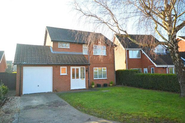 3 Bedrooms Detached House for sale in Cormorant Drive, Grimsby