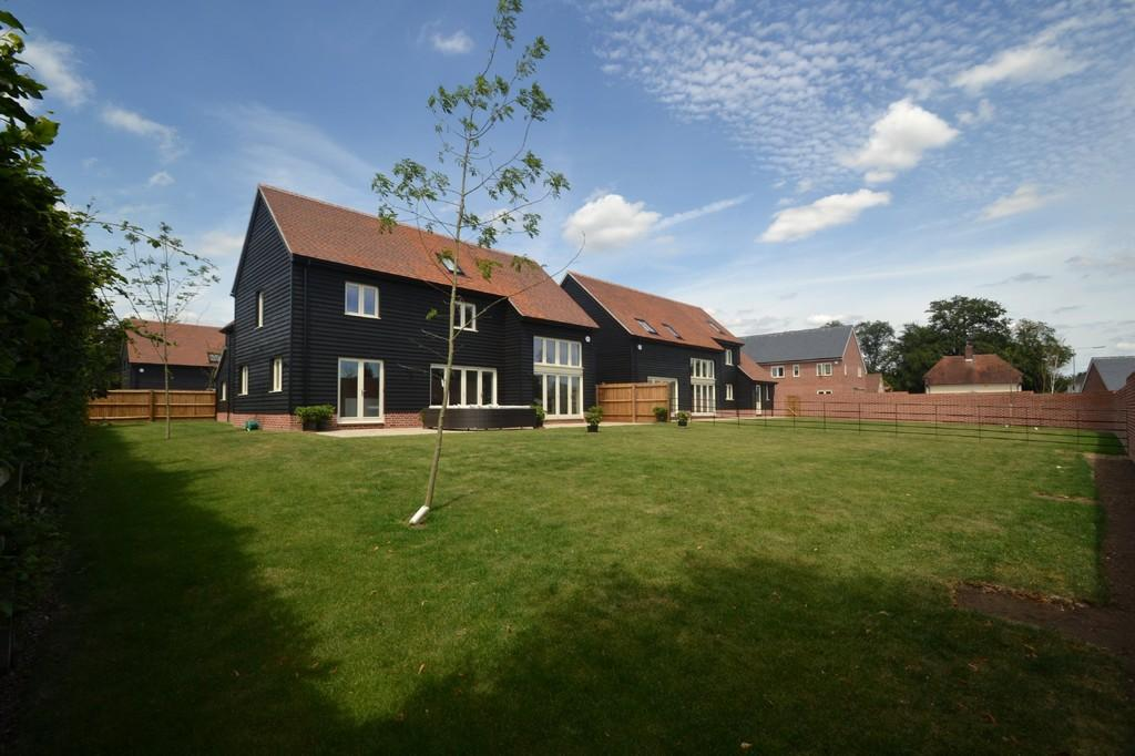 4 Bedrooms Barn Conversion Character Property for sale in Plot Six, The Grain Barn