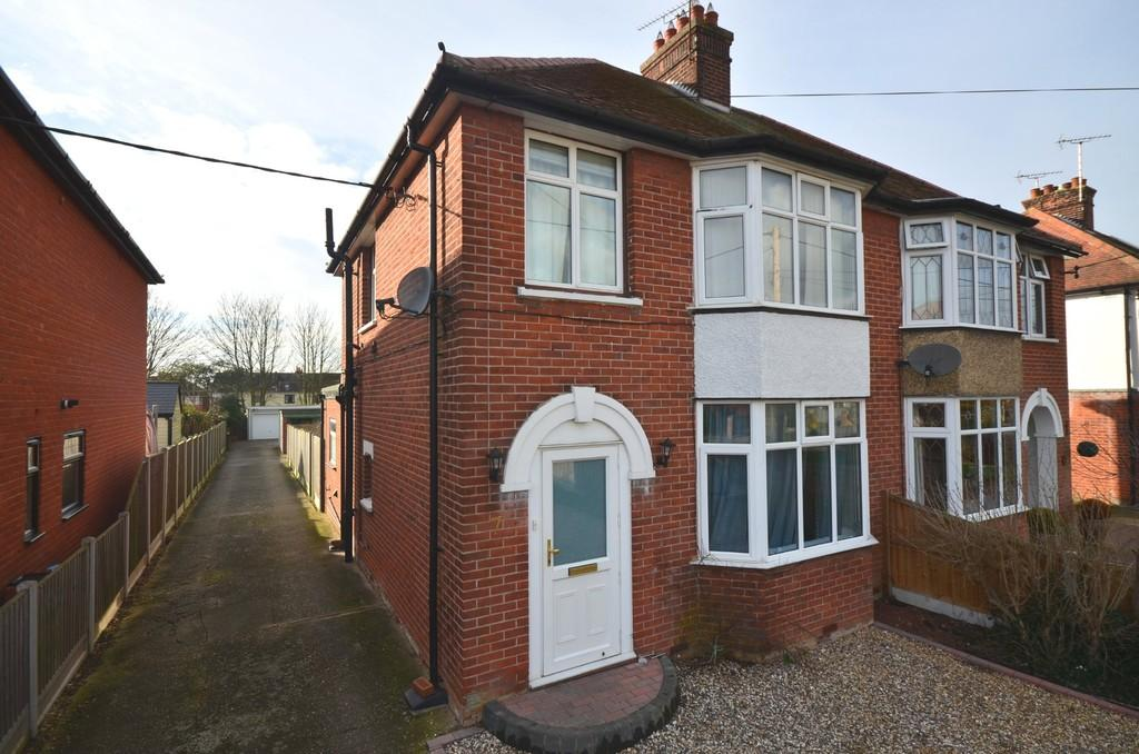3 Bedrooms Semi Detached House for sale in St Nicholas Road, Witham
