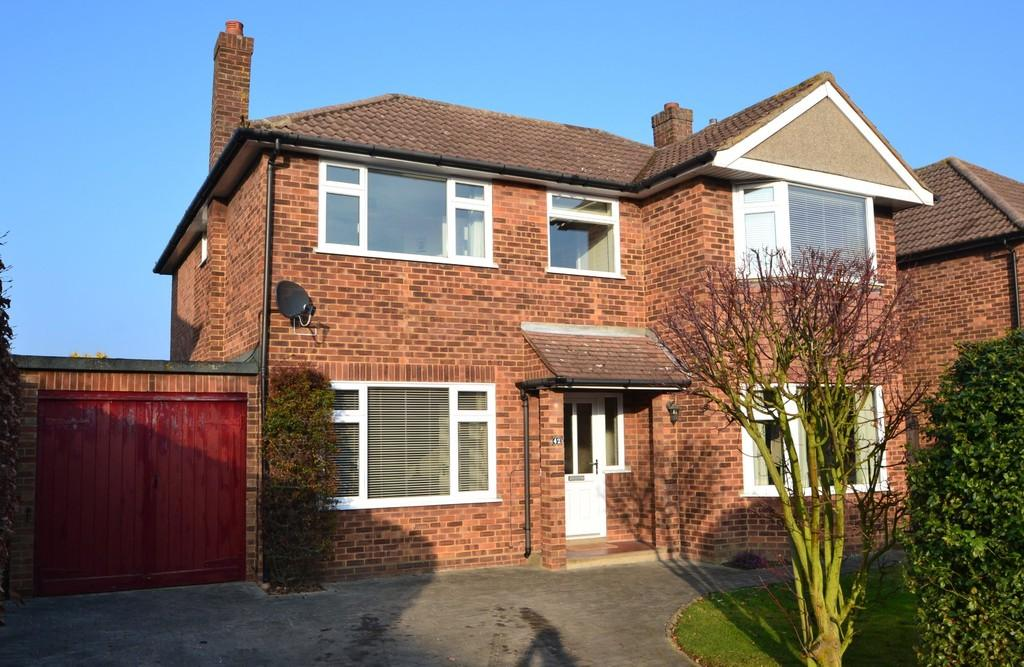 4 Bedrooms Detached House for sale in Bromeswell Road, Ipswich, Suffolk, IP4 3AT