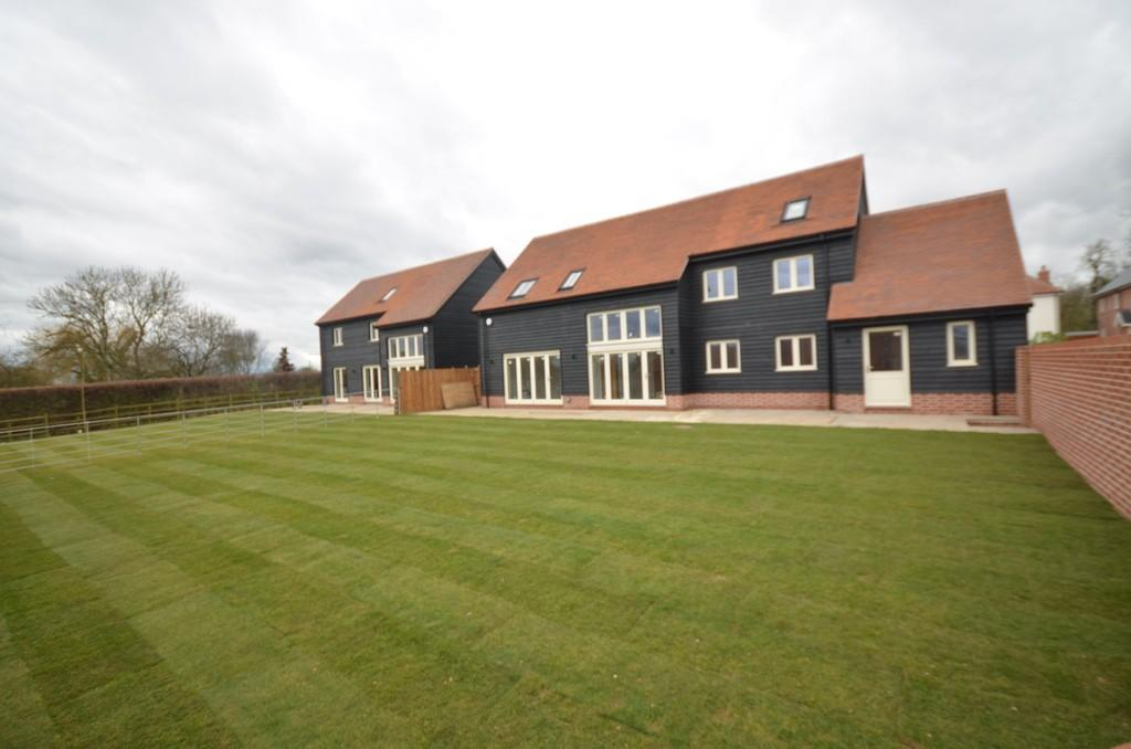 4 Bedrooms Barn Conversion Character Property for sale in Plot Seven, The Stables