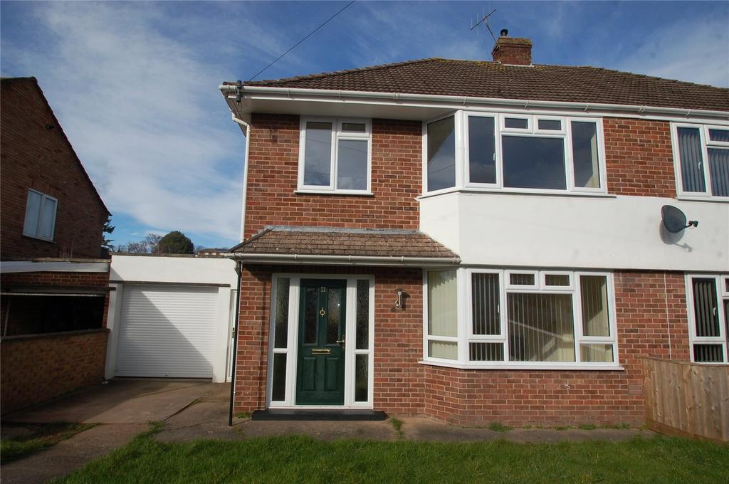 3 Bedrooms Semi Detached House for sale in Greenacre, Wembdon, Bridgwater, Somerset, TA6