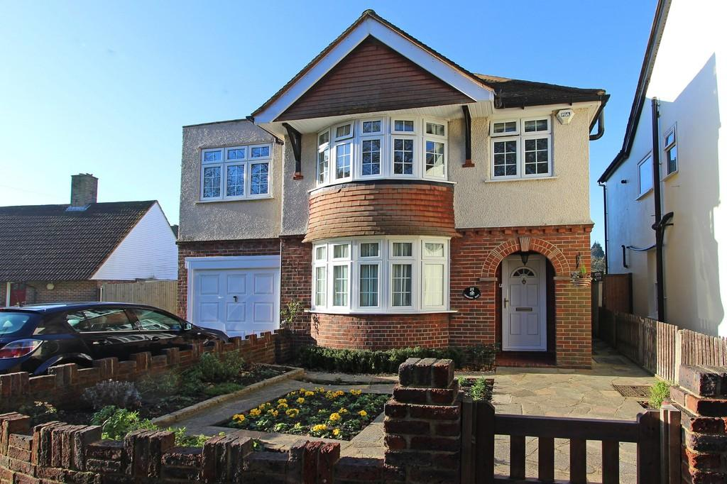 4 Bedrooms Detached House for sale in Shrubland Road, Banstead