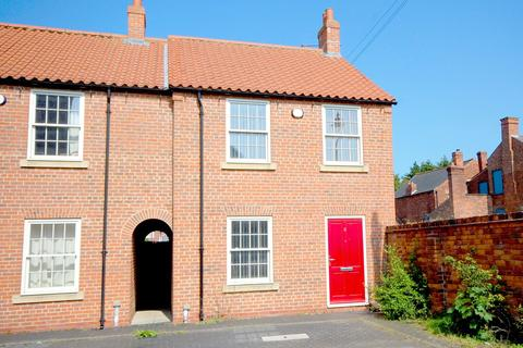 3 bedroom end of terrace house to rent - Kings Mews, Louth, LN11 0HW