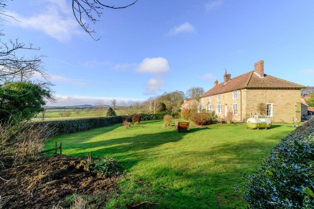 3 Bedrooms House for sale in Rectory Corner, Brandsby, York, YO61
