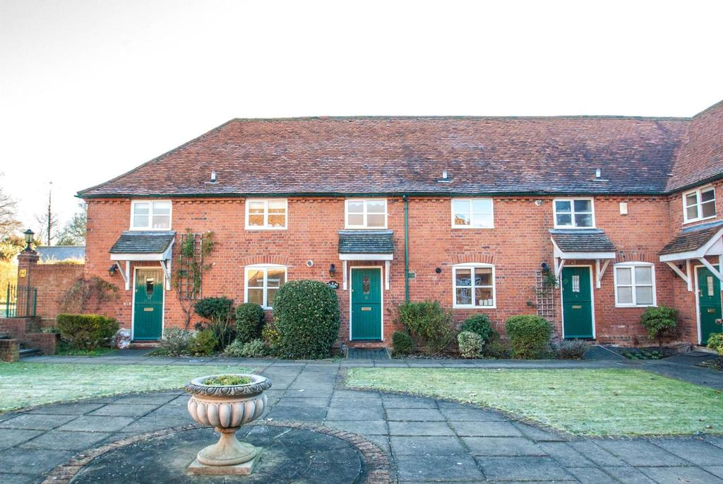 2 Bedrooms Terraced House for sale in Gilstead Hall Mews, Coxtie Green Road, Pilgrims Hatch, Brentwood, Essex, CM14