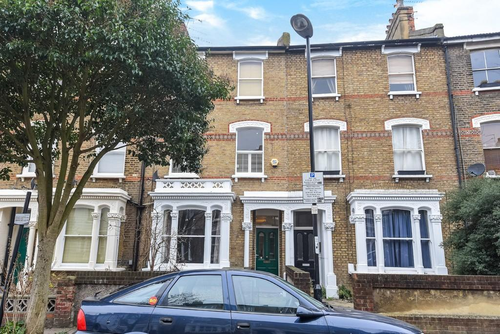 2 Bedrooms Flat for sale in Ambler Road, N4 2QR
