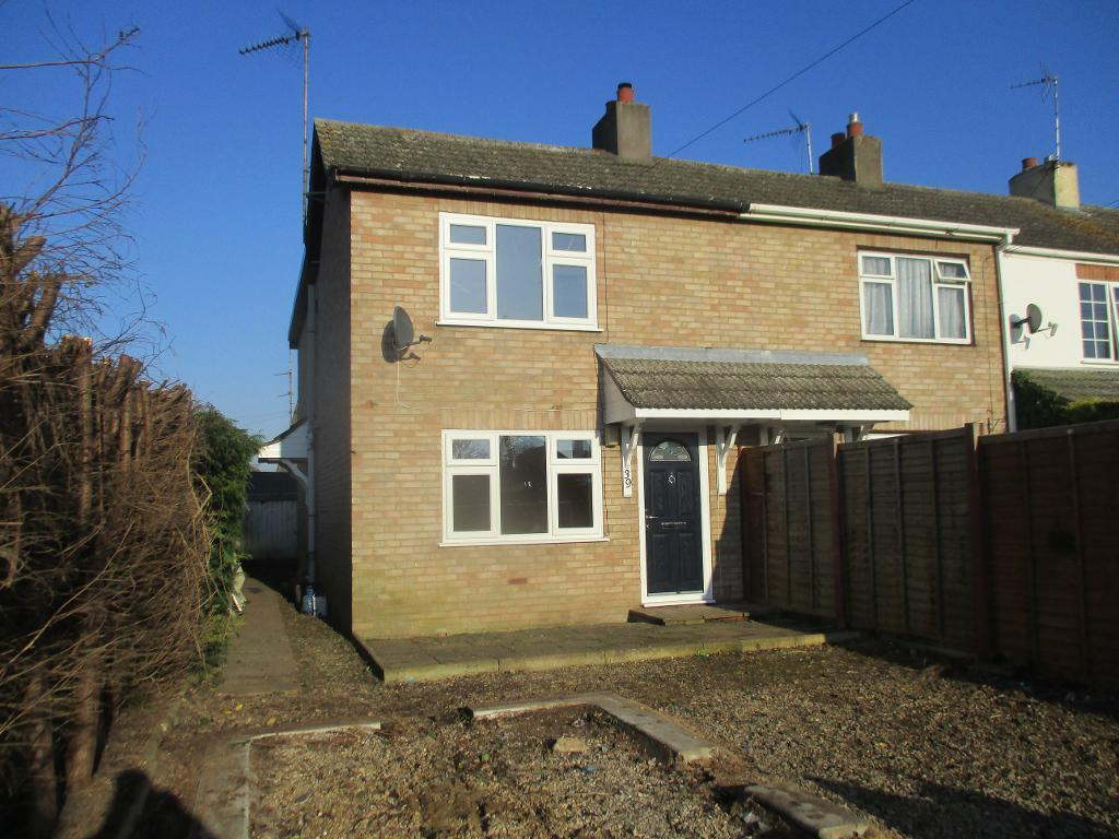 2 Bedrooms End Of Terrace House for sale in Park Lane, Long Sutton, Lincolnshire, PE12 9DH