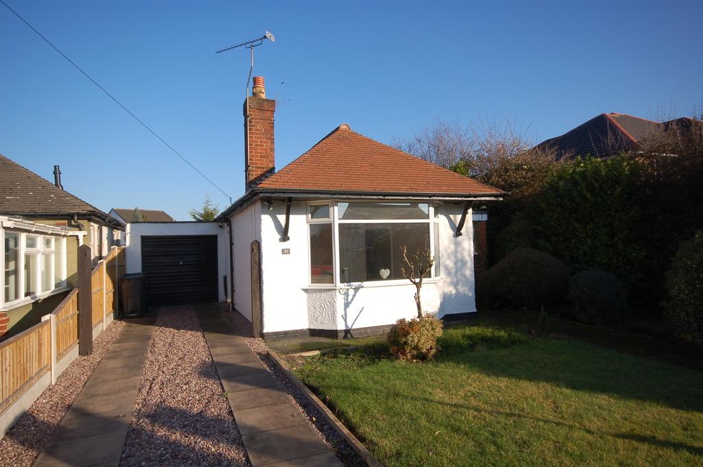 2 Bedrooms Detached Bungalow for sale in Chester Road, Huntington