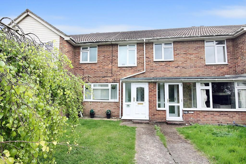 4 Bedrooms Terraced House for sale in Roman Walk, Sompting, Lancing, BN15