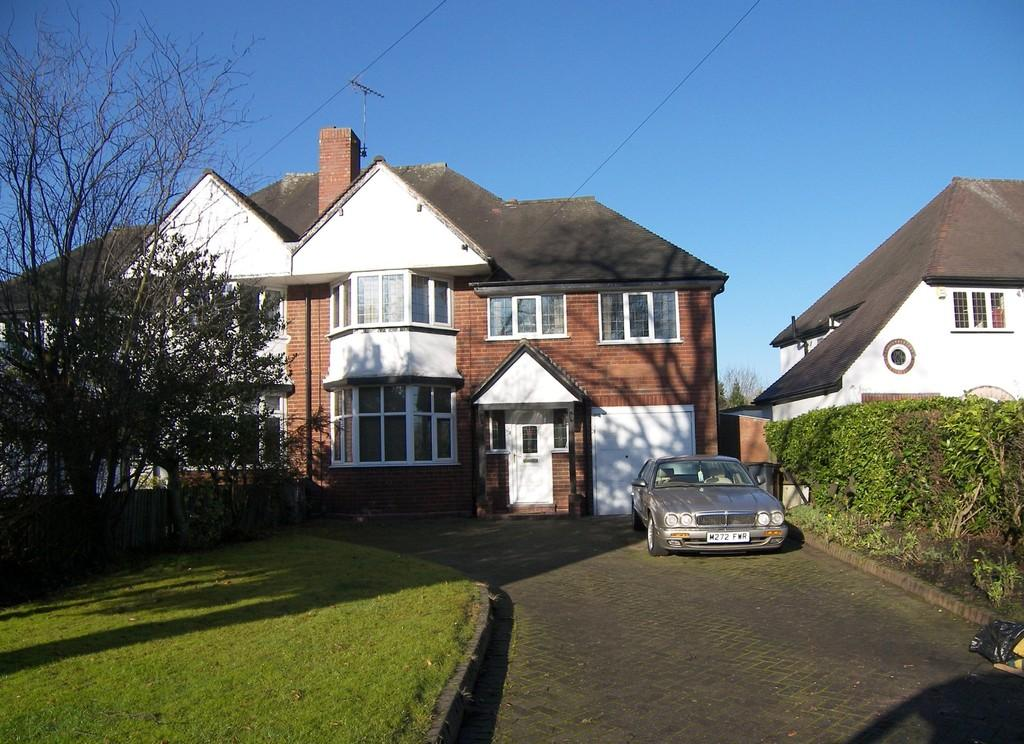 4 Bedrooms Semi Detached House for sale in Dovehouse Lane, Solihull