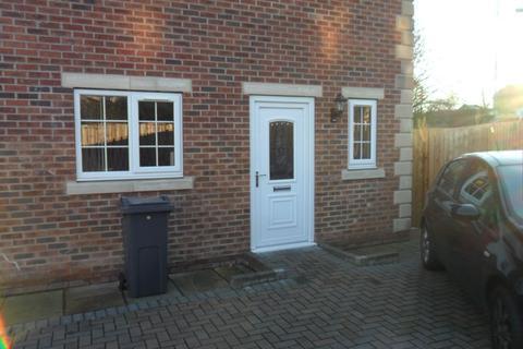 2 bedroom semi-detached house to rent - Badger Court, Eckington
