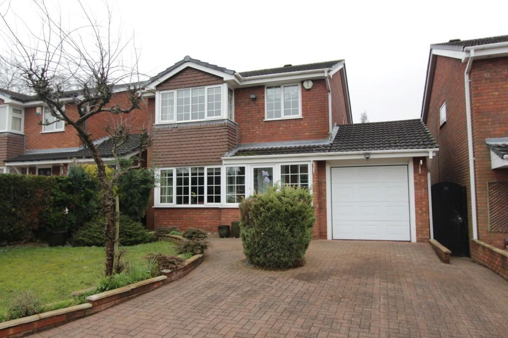 4 Bedrooms Detached House for sale in Cranwell Rise, Mile Oak
