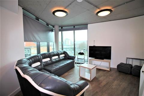 Studio to rent - London Court, London Road, Sheffield, S2 4LR