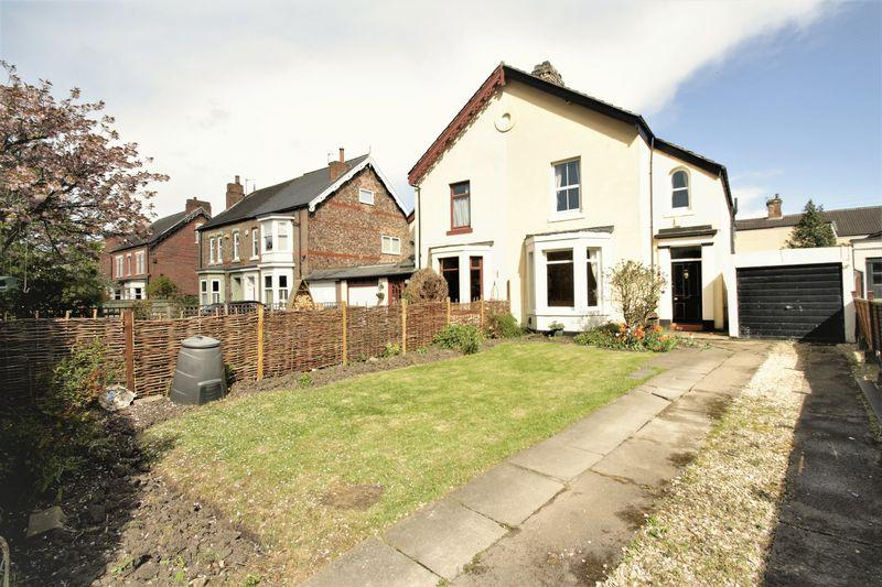 3 Bedrooms Semi Detached House for sale in Stockton, TS18 4DT
