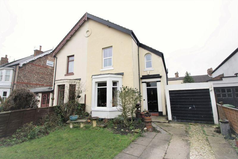 3 Bedrooms Semi Detached House for sale in Richmond Road, Oxbridge, Stockton, TS18 4DT